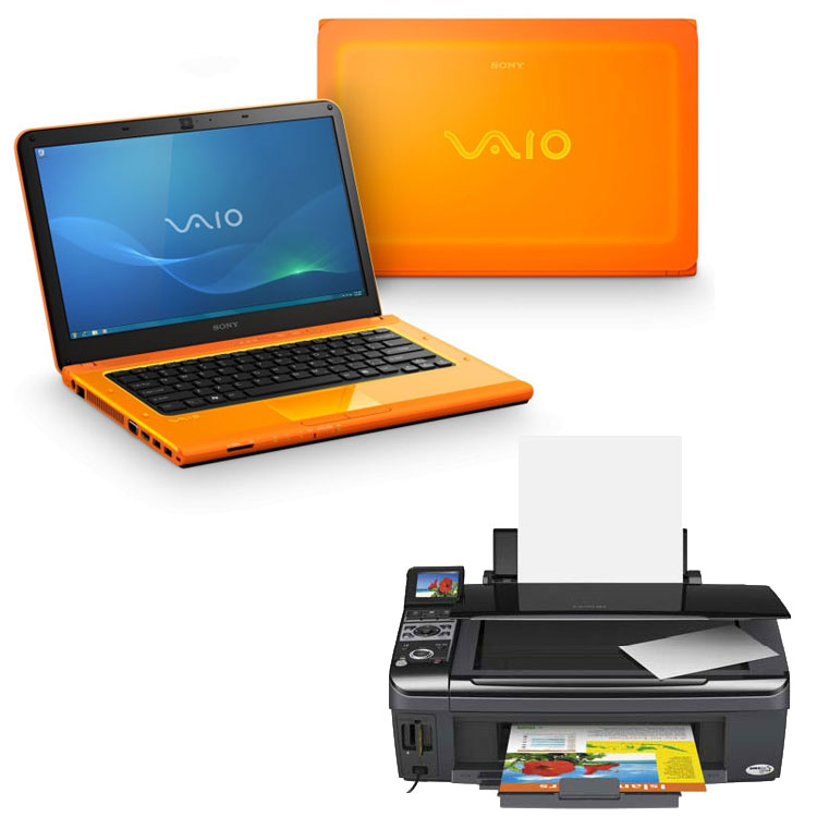 sony vaio ca3s1e orange epson stylus sx400 wi fi edition. Black Bedroom Furniture Sets. Home Design Ideas