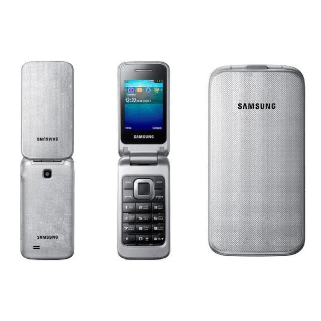 samsung c3520 gris m tallique mobile smartphone samsung sur. Black Bedroom Furniture Sets. Home Design Ideas