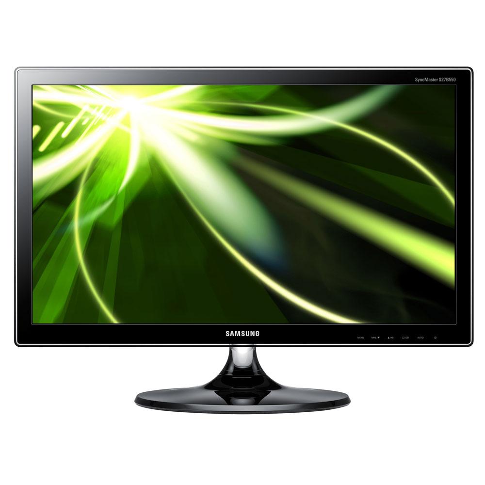 Samsung 27 led syncmaster s27b550v ecran pc samsung sur for Ecran 24 ou 27