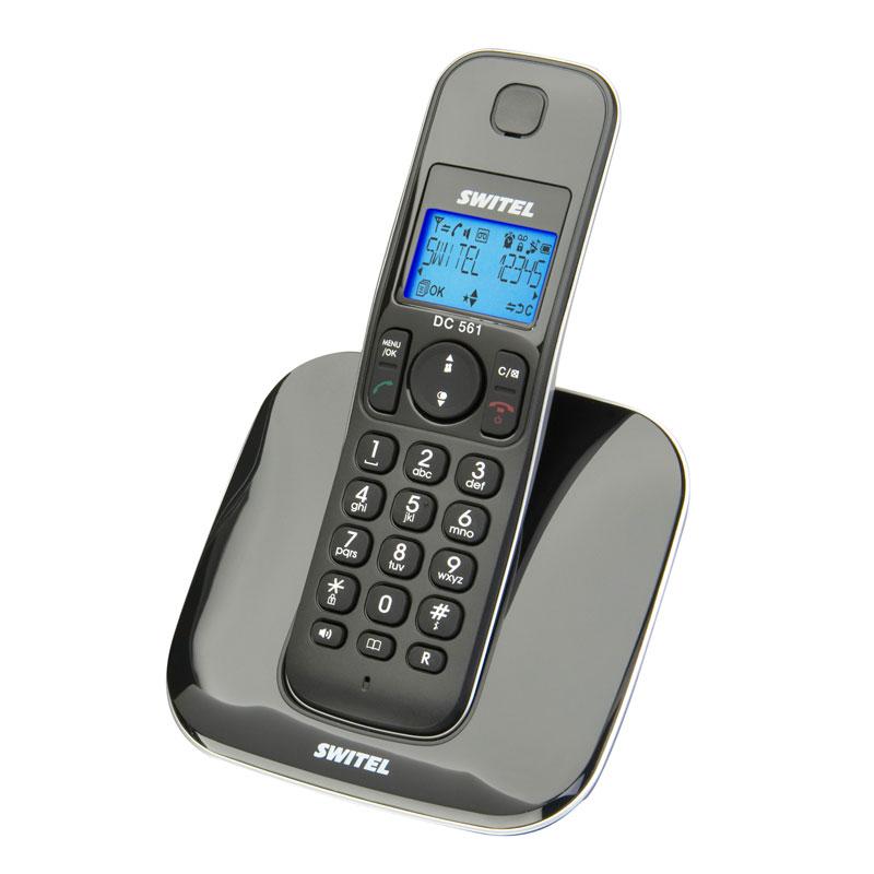 switel dc 561 flexo t l phone sans fil switel sur. Black Bedroom Furniture Sets. Home Design Ideas