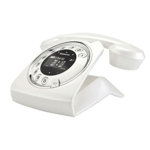 Téléphone sans fil Sagemcom Pearl Sixty Téléphone sans fil DECT (version française)