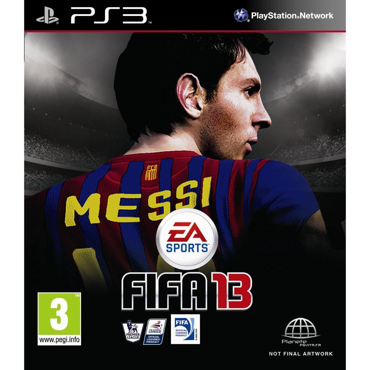 LDLC.com Fifa 13 (PS3) Fifa 13 (PS3)