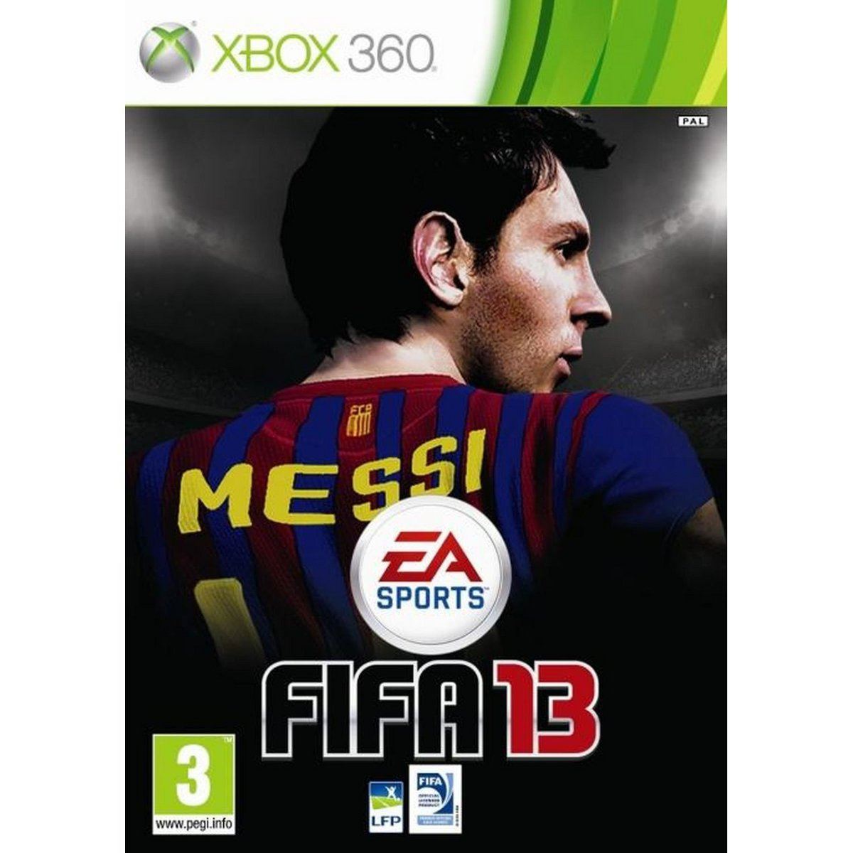 fifa 13 xbox 360 jeux xbox 360 electronic arts sur. Black Bedroom Furniture Sets. Home Design Ideas