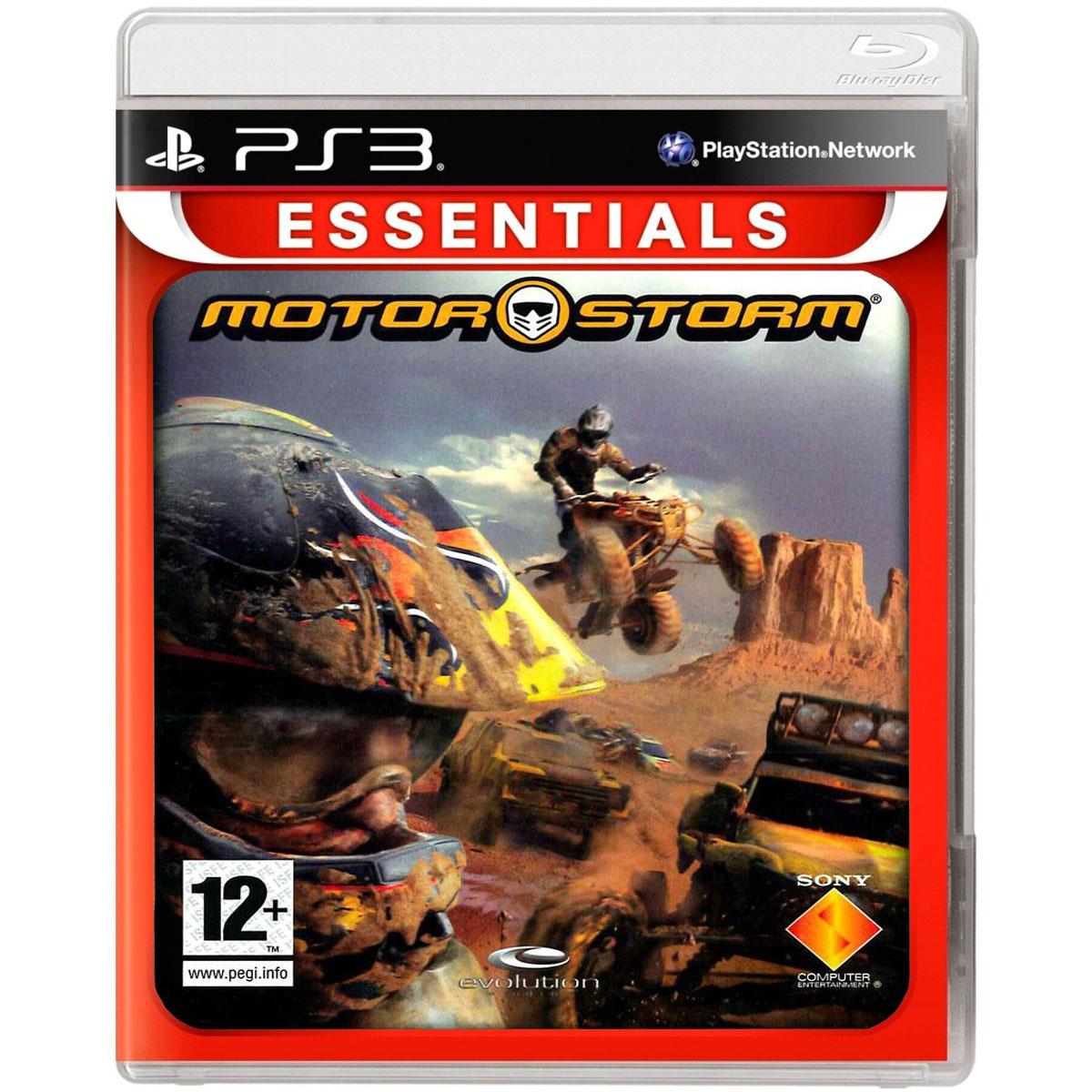 LDLC.com MotorStorm - Collection Essentials (PS3) MotorStorm - Collection Essentials (PS3)