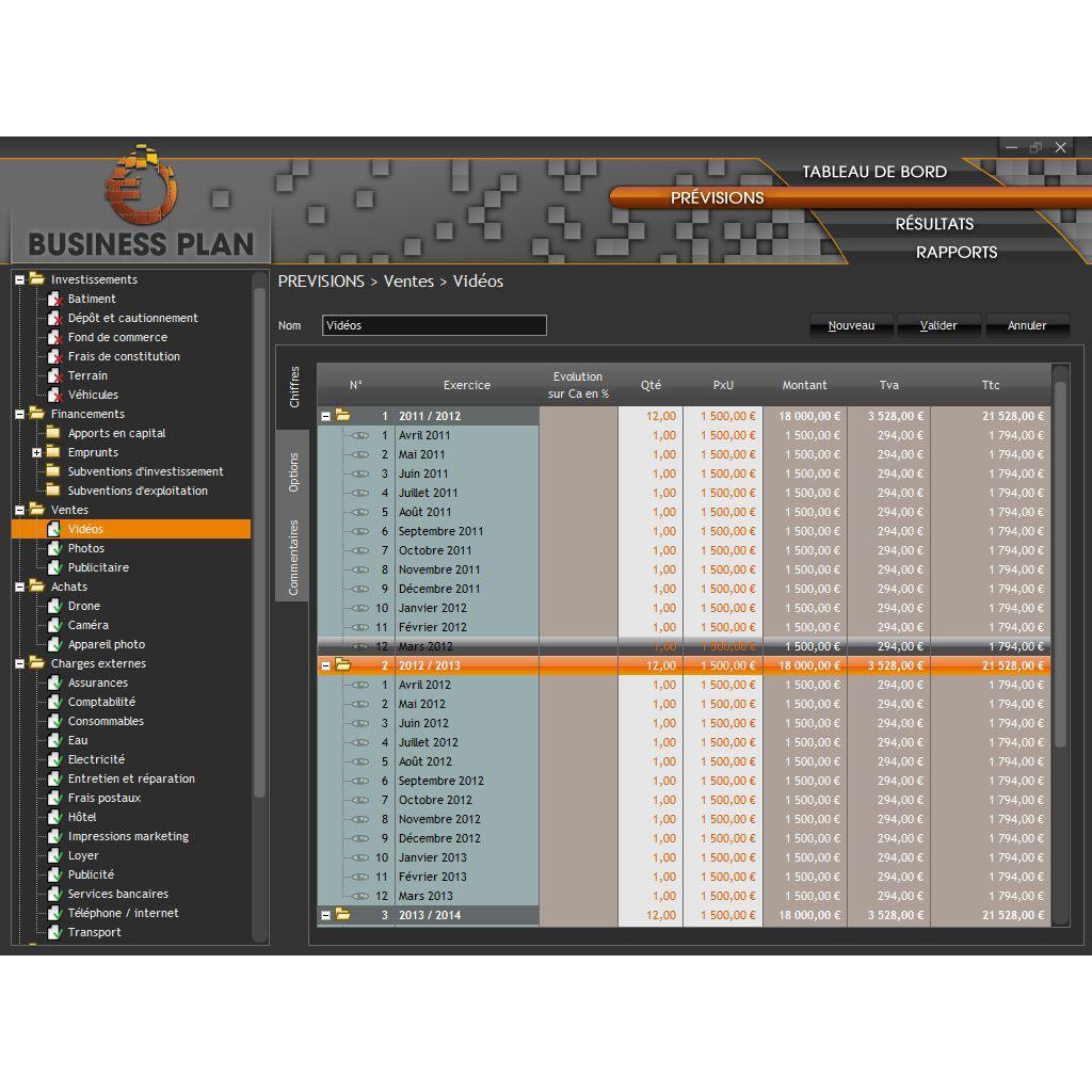 Poinka Business Plan 2013 Fran Ais Windows Logiciel