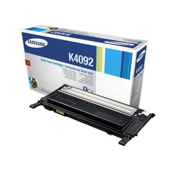 Toner imprimante Samsung CLT-K4092S Toner Noir (1 500 pages à 5%)