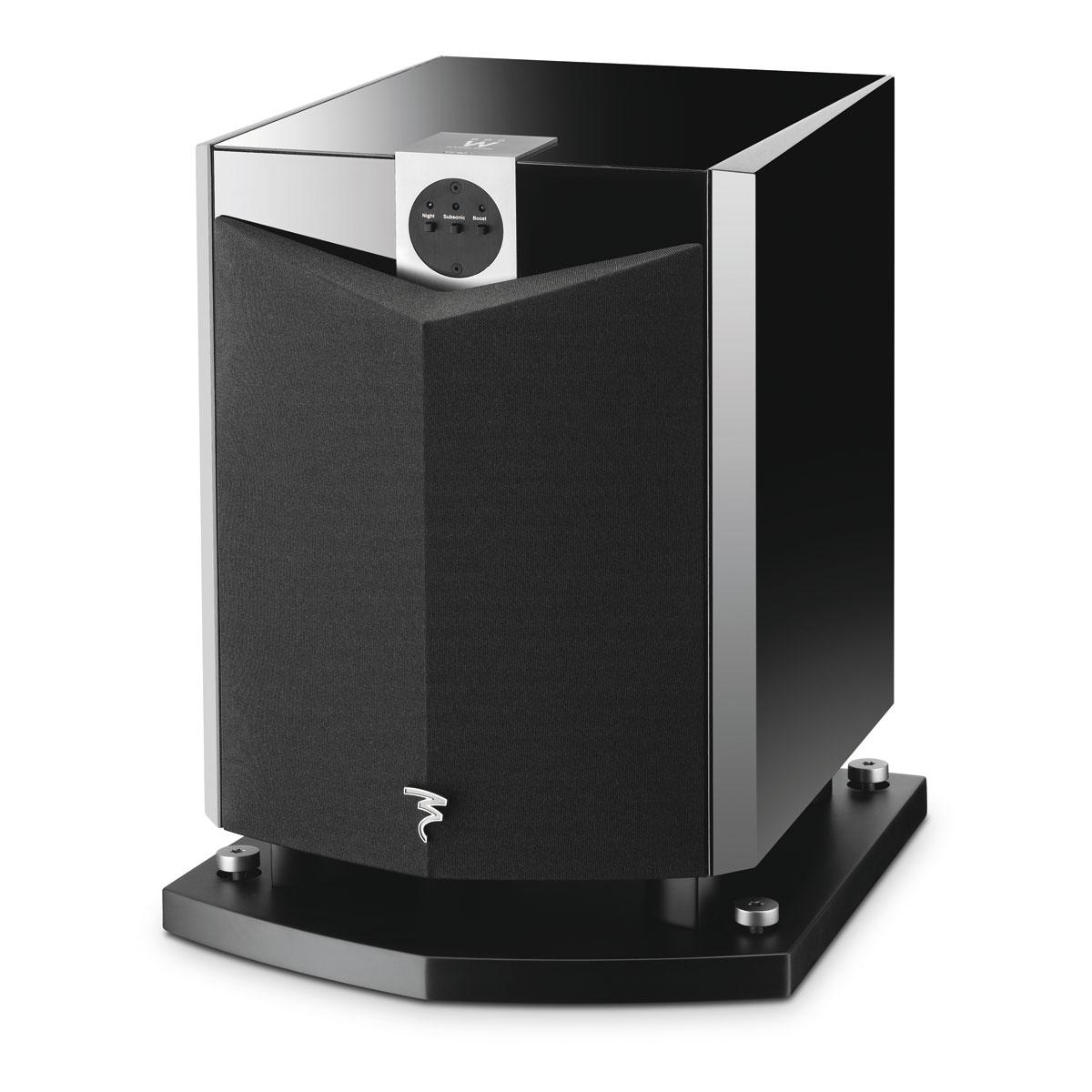 focal chorus sw 800 v high gloss enceintes hifi focal sur. Black Bedroom Furniture Sets. Home Design Ideas