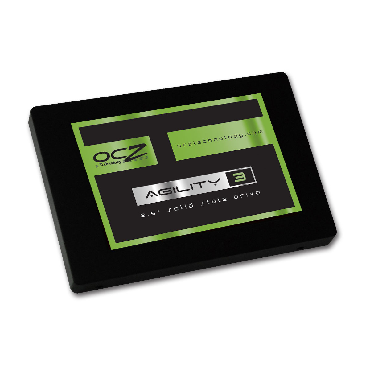 ocz agility 3 series 120 go disque ssd ocz storage solutions sur. Black Bedroom Furniture Sets. Home Design Ideas