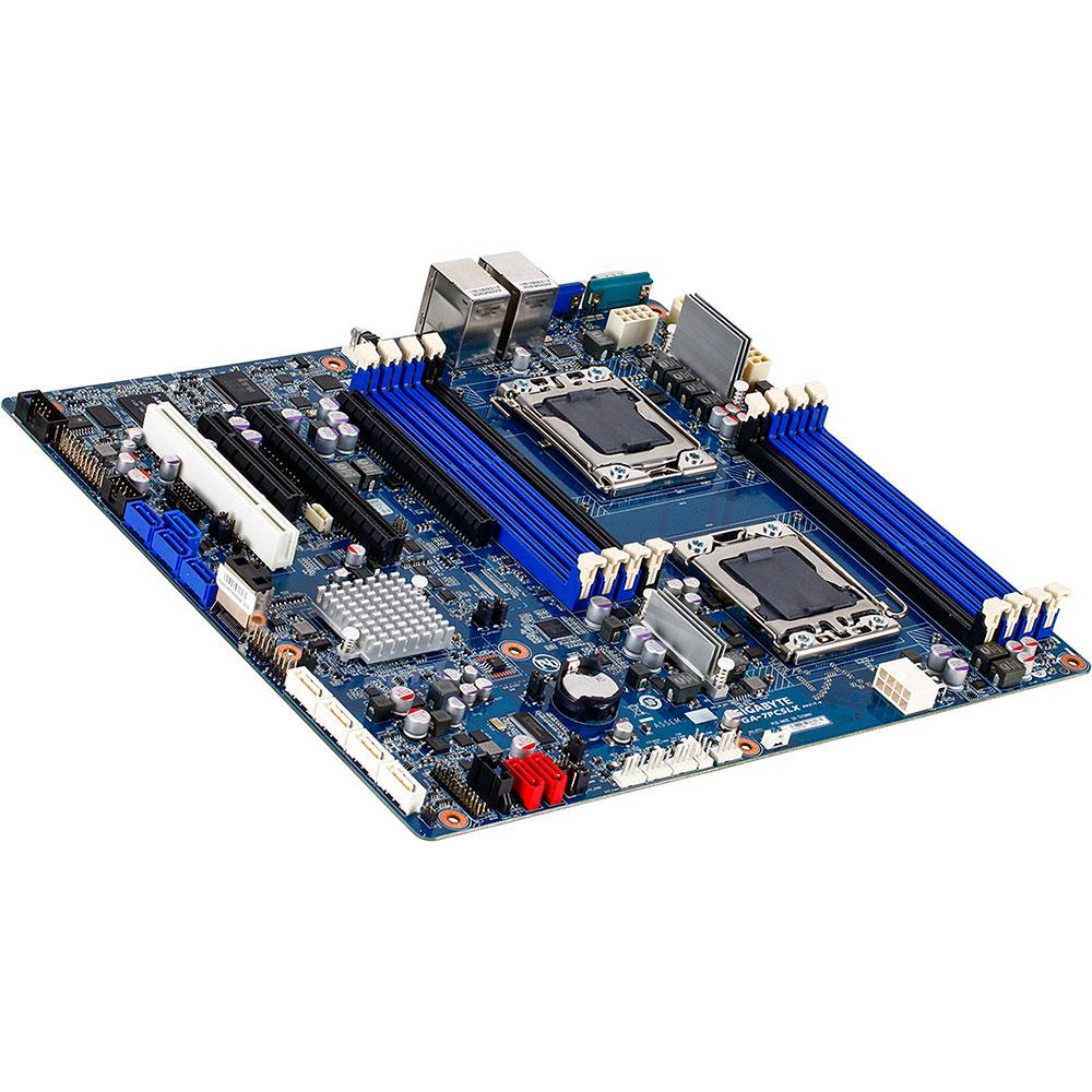 Carte mère Gigabyte GA-7PCSLX Carte mère SSI CEB 2x Socket 1356 Intel C602 - SAS 3Gb/s -  SATA 6Gb/s - 2x PCI Express 3.0 16x - 2x Gigabit LAN