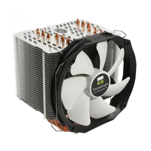 Ventilateur processeur Thermalright Macho REV a BW Ventilateur pour processeur (pour socket Intel 775 / 1366 / 1156 / 1150/1151/1155 / 2011 et AMD AM2 / AM2+ / AM3)