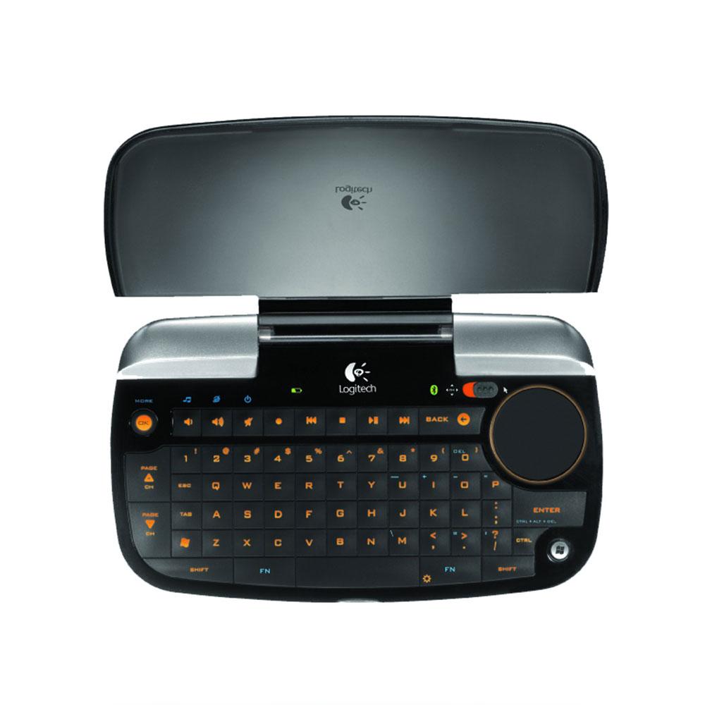 Clavier PC Logitech diNovo Mini Mini clavier Bluetooth compatible PlayStation 3 (AZERTY Français)