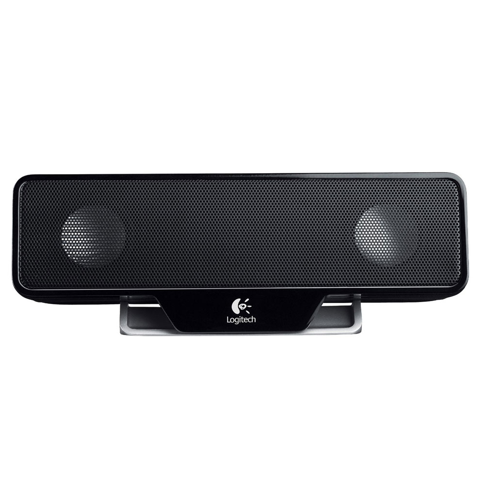 logitech laptop speaker z205 enceinte pc logitech sur. Black Bedroom Furniture Sets. Home Design Ideas