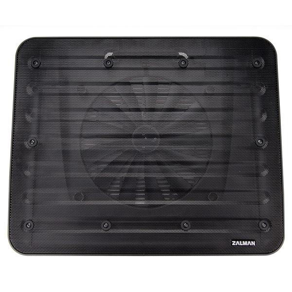 Ventilateur PC portable Zalman ZM-NC3 Ventilateur pour ordinateur portable  jusqu à 17