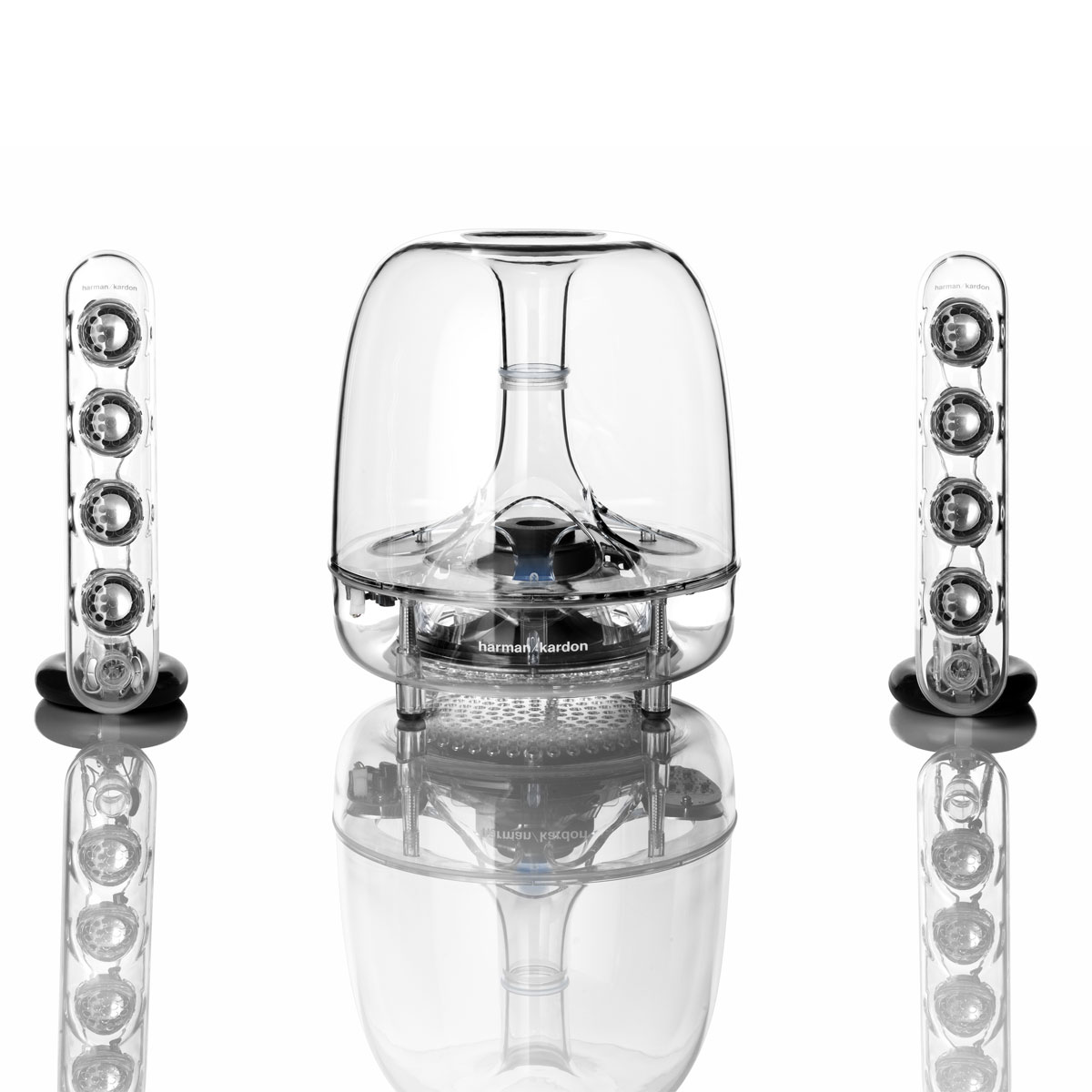 harman kardon soundsticks wireless enceinte pc harman. Black Bedroom Furniture Sets. Home Design Ideas