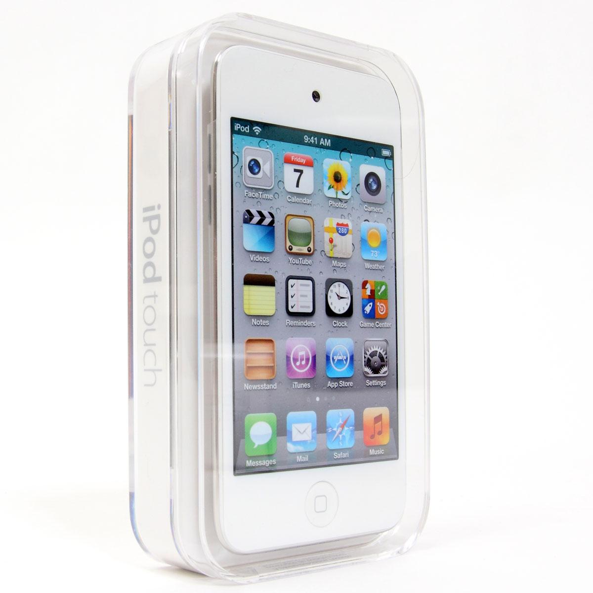apple ipod touch blanc 16 go lecteur mp3 ipod apple. Black Bedroom Furniture Sets. Home Design Ideas