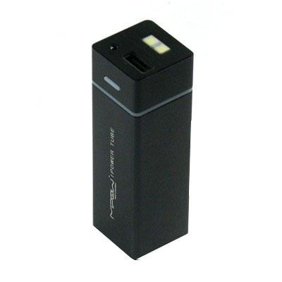 Mipow Power Tube 5500 pour iPhone/iPad Noir - Batterie téléphone Mipow sur LDLC.com