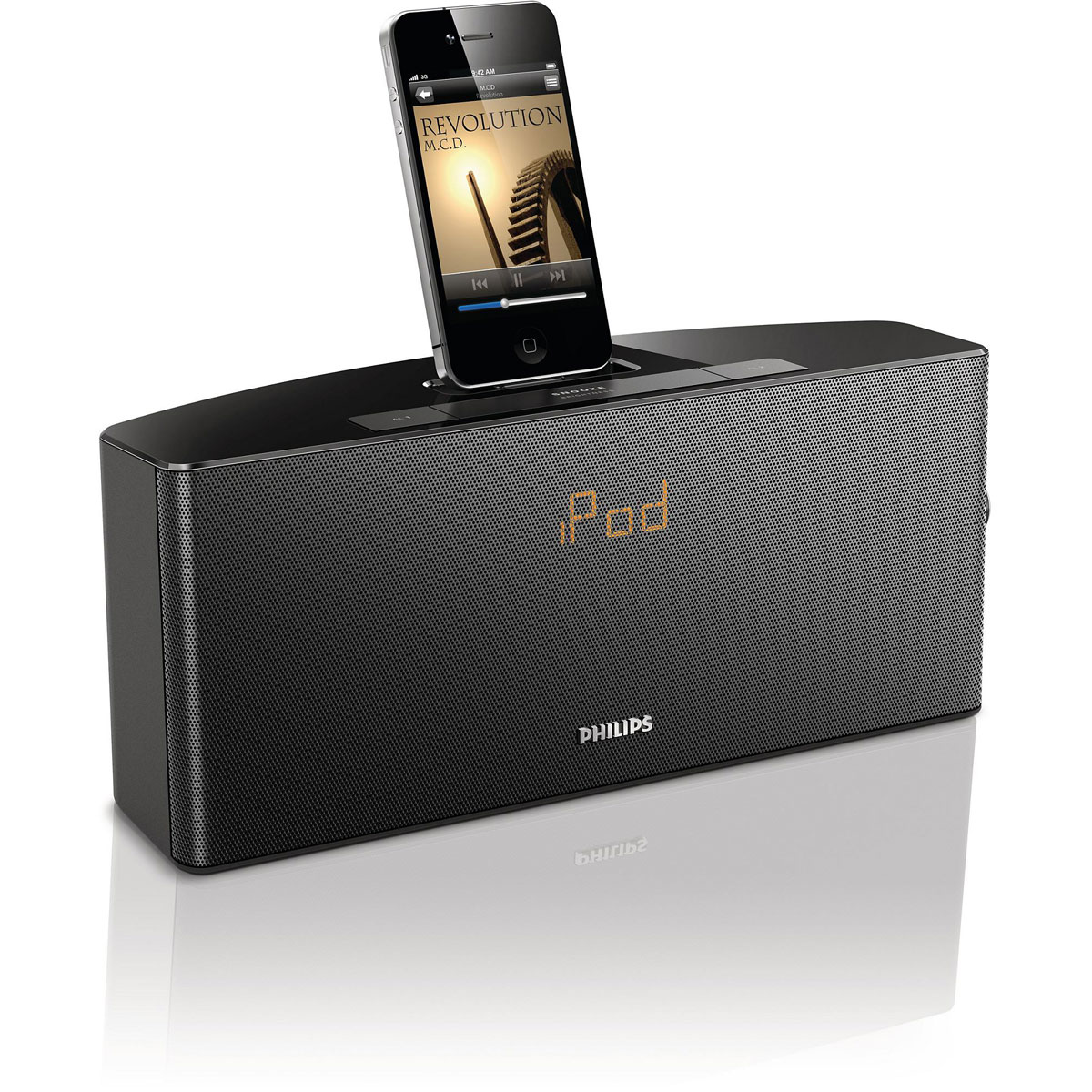 Radio & radio réveil Philips AJ7034D Radio réveil iPod/iPhone