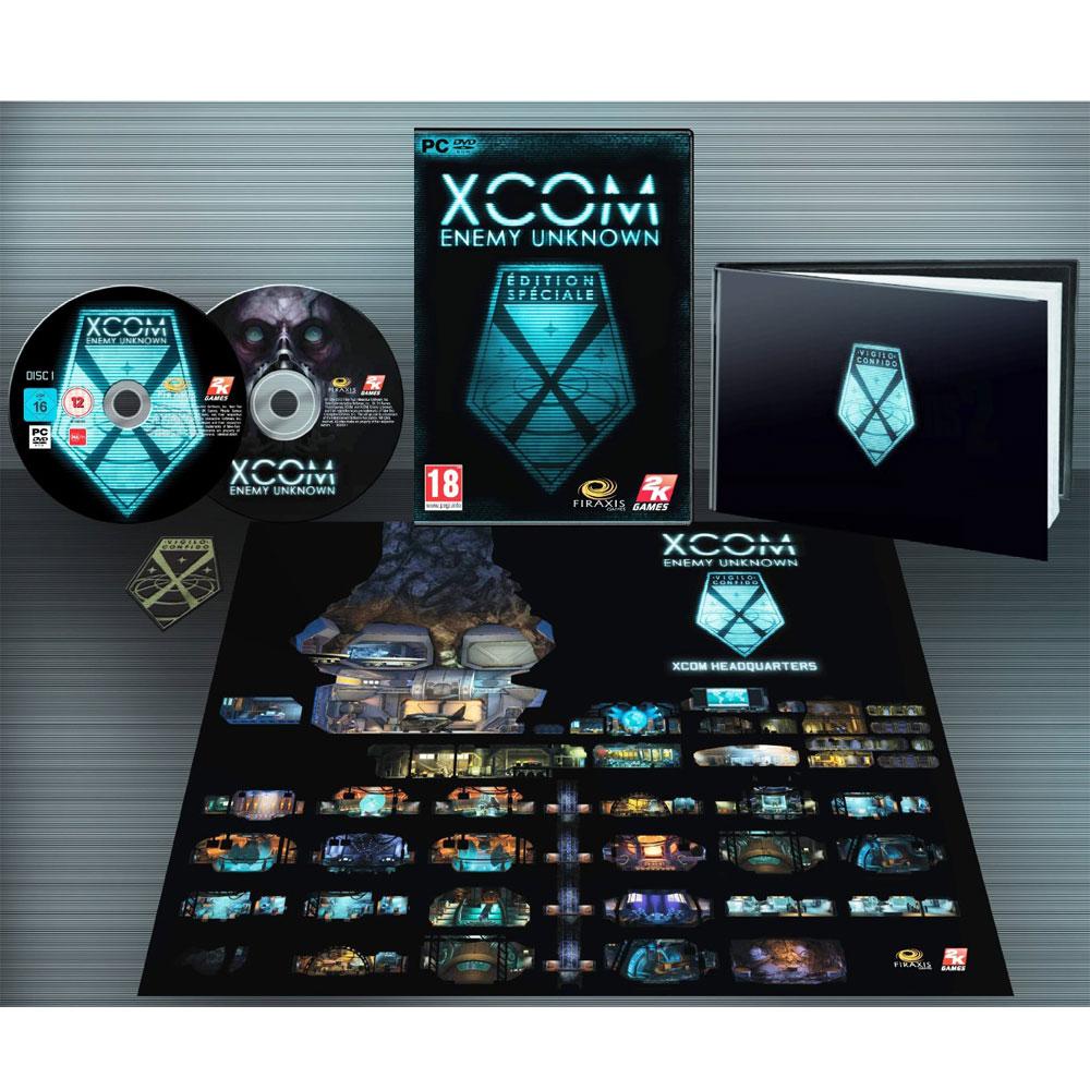 Jeux PC XCOM Enemy Unknown : Édition Spéciale (PC) XCOM Enemy Unknown : Édition Spéciale (PC)