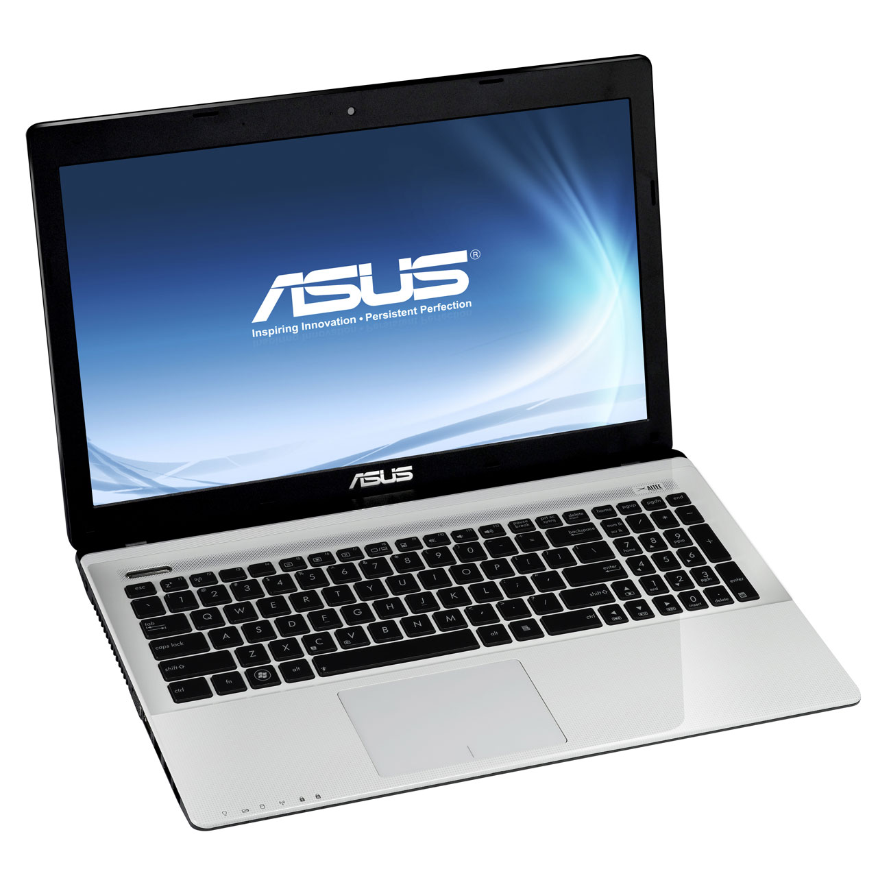 asus k55vd sx614h blanc pc portable asus sur. Black Bedroom Furniture Sets. Home Design Ideas
