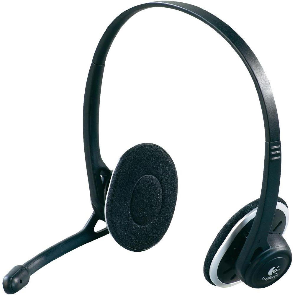 Micro-casque Logitech USB Headset H330 Casque-micro USB