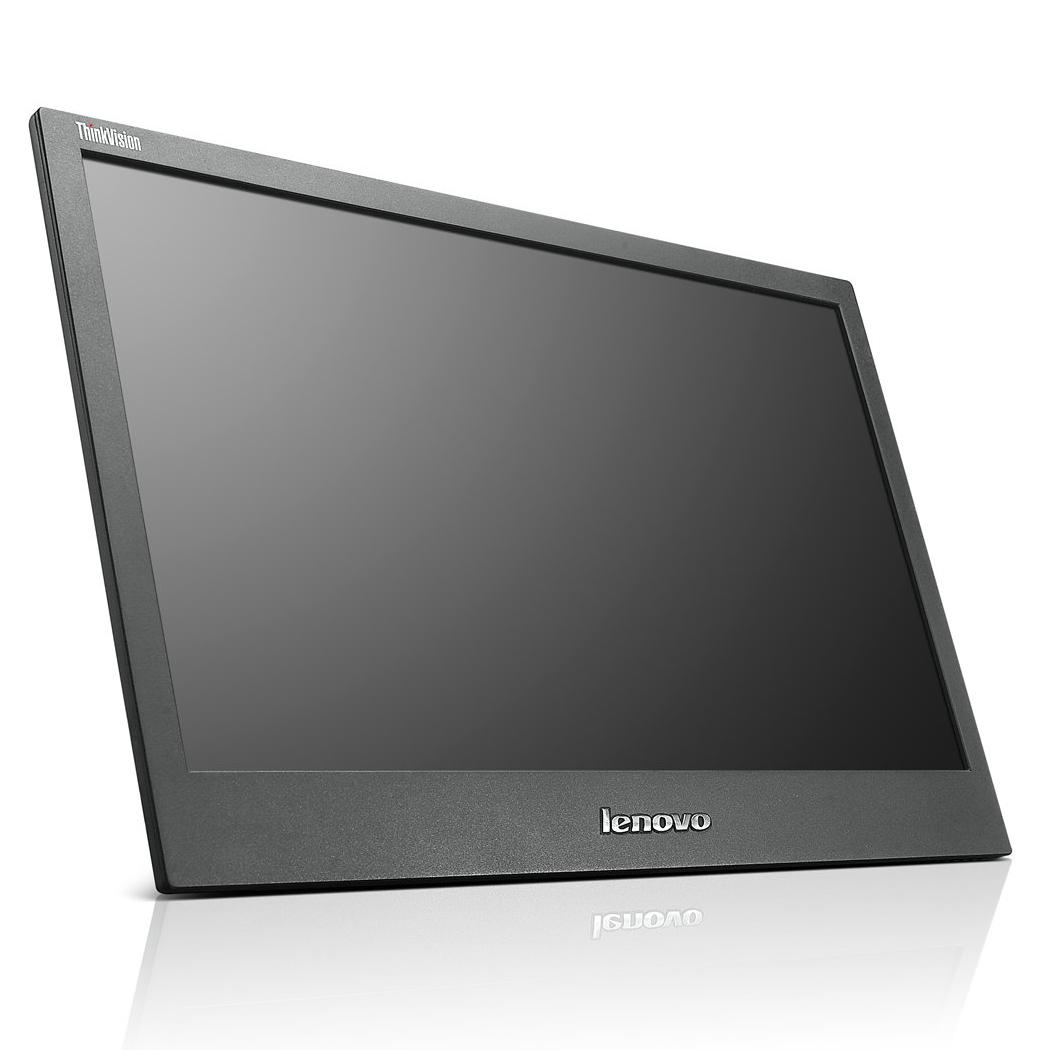 lenovo 14 led thinkvision lt1421 t52dneu ecran pc lenovo sur. Black Bedroom Furniture Sets. Home Design Ideas