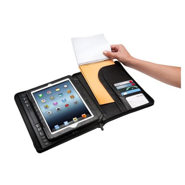 Kensington keyfolio executive accessoires tablette for Porte tablette
