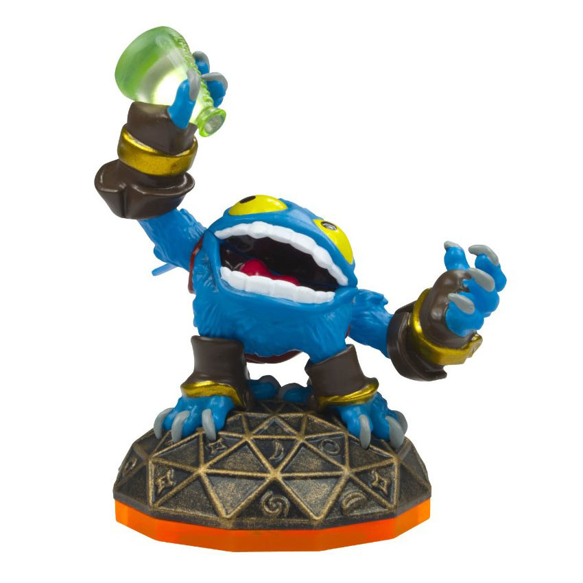 Figurine skylanders giants pop fizz accessoires ps3 - Coloriage skylanders giants ...