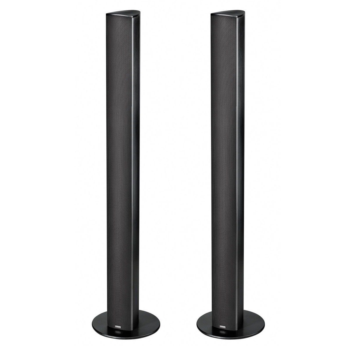 magnat needle alu super tower noir enceintes hifi magnat sur. Black Bedroom Furniture Sets. Home Design Ideas