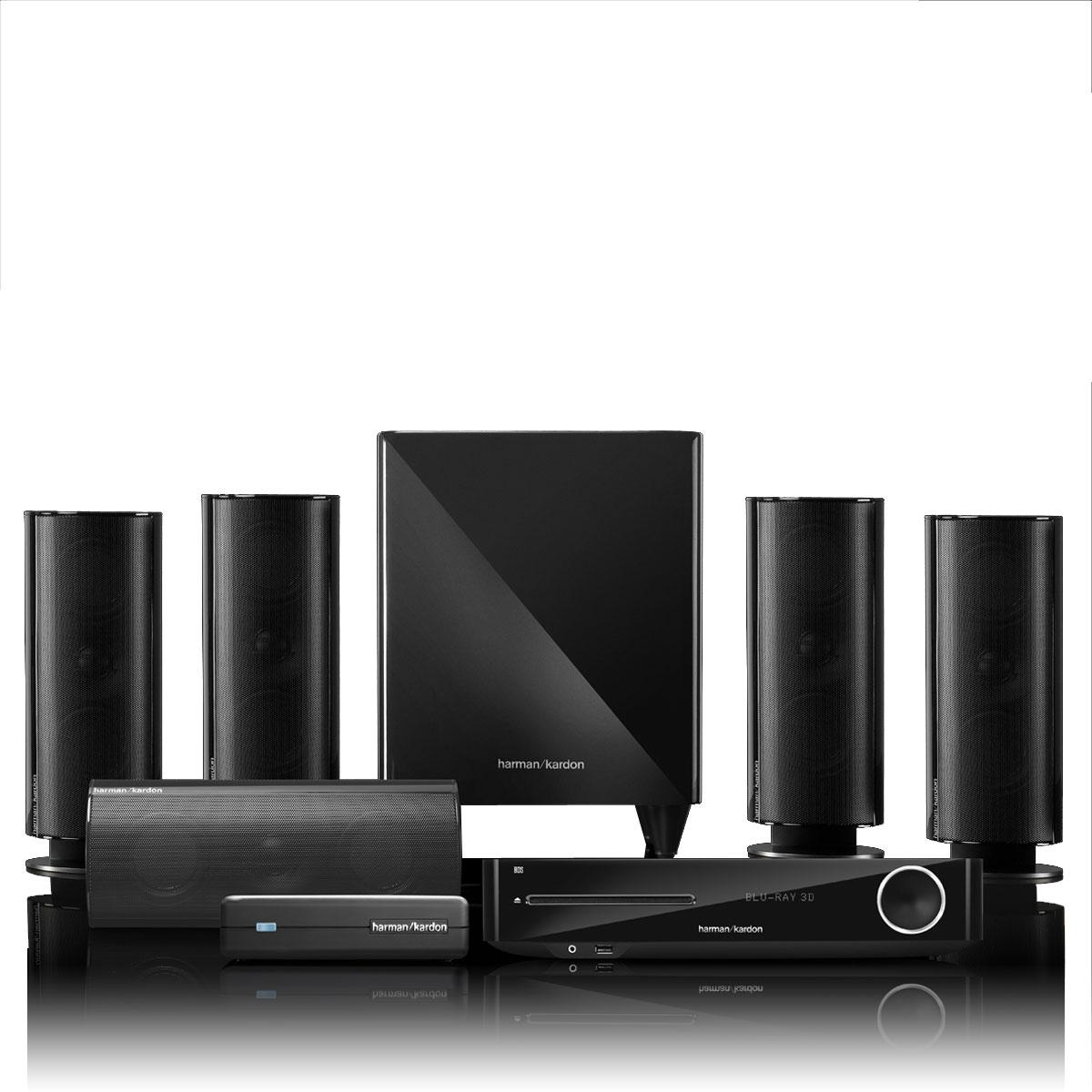harman kardon bds 877 ensemble home cin ma harman kardon sur. Black Bedroom Furniture Sets. Home Design Ideas