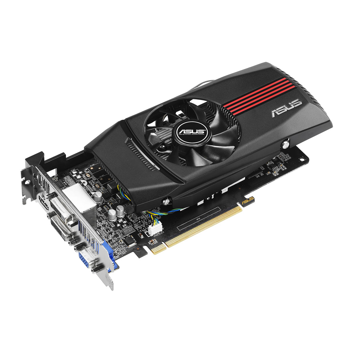 asus geforce gtx650 dctg 1gd5 carte graphique asus sur. Black Bedroom Furniture Sets. Home Design Ideas