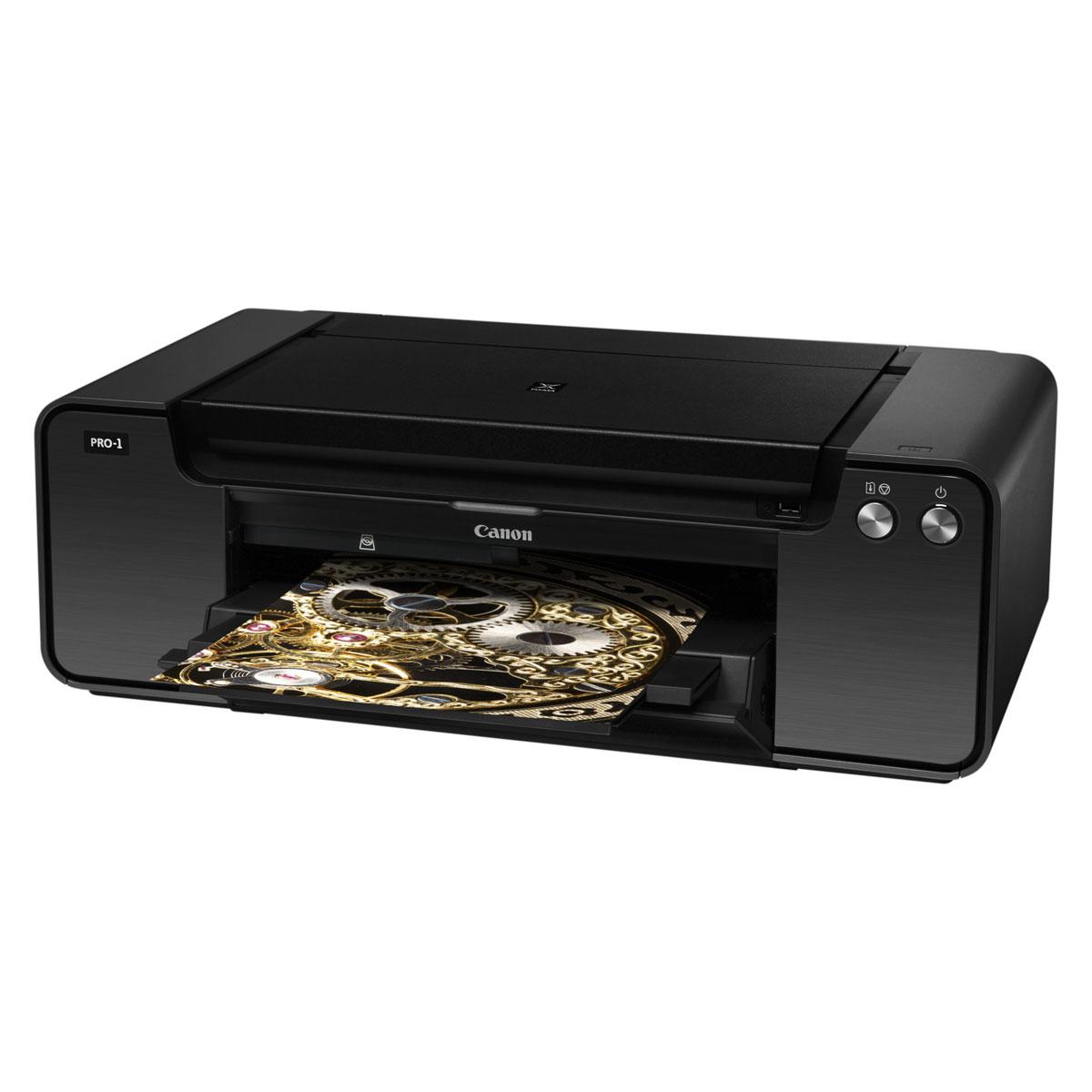canon pixma pro 1 imprimante jet d 39 encre canon sur. Black Bedroom Furniture Sets. Home Design Ideas