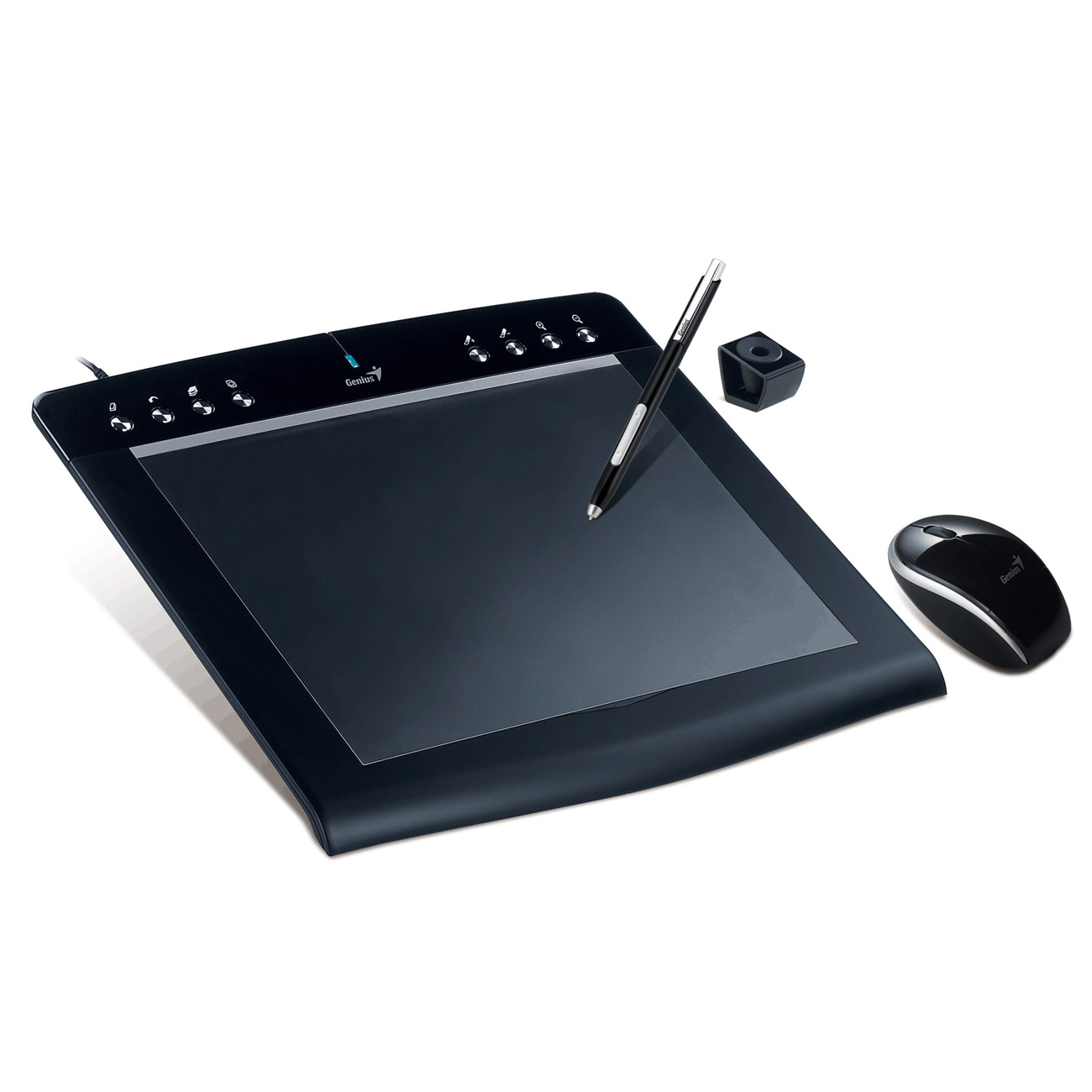genius pensketch m912a tablette graphique genius sur. Black Bedroom Furniture Sets. Home Design Ideas