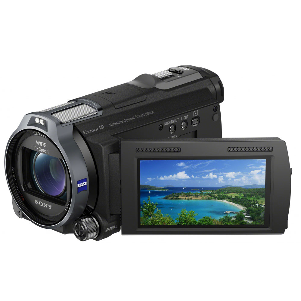 Sony hdr cx730e cam scope num rique sony sur for Housse camescope sony