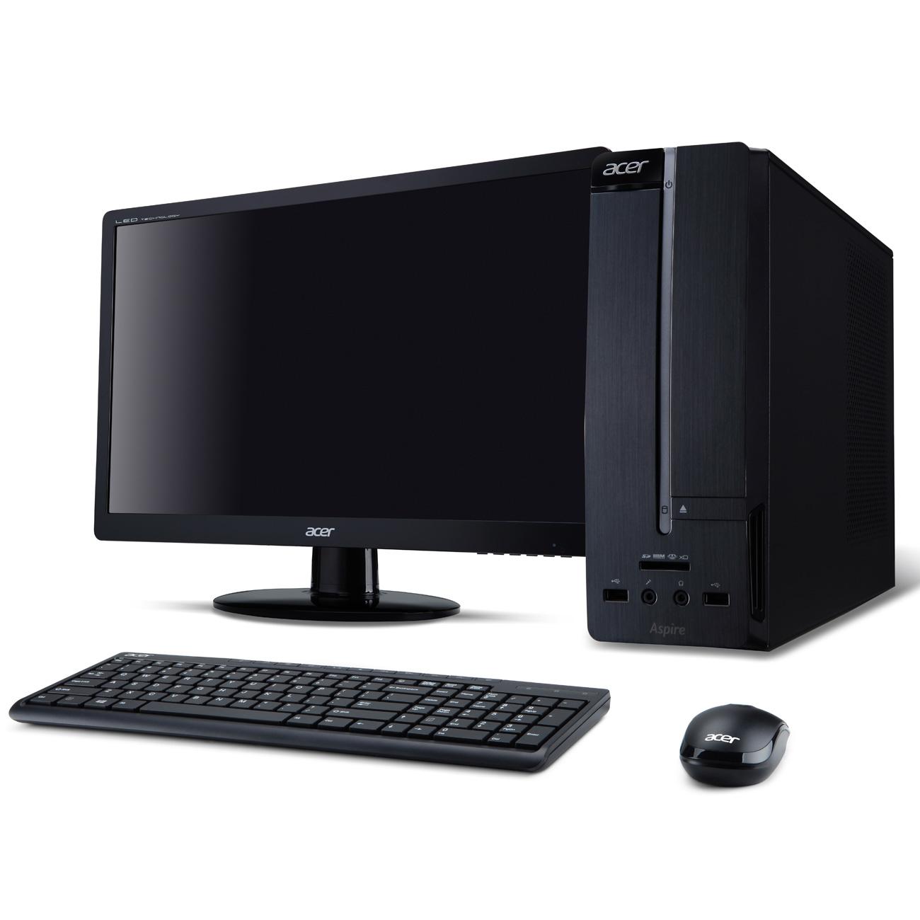 Acer Aspire Xc100 002 Pc De Bureau Acer Sur Ldlc Com