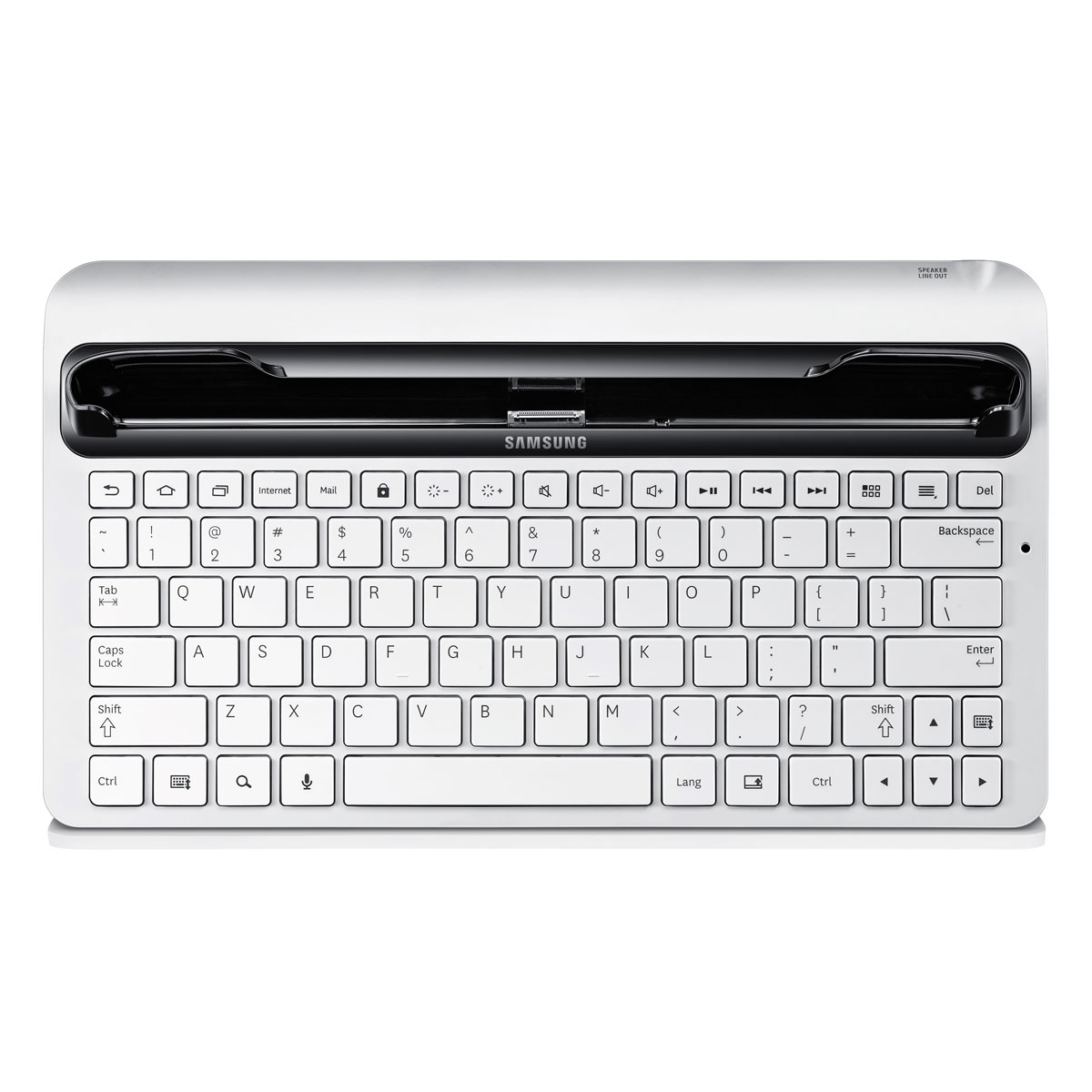 android clavier externe ipad application
