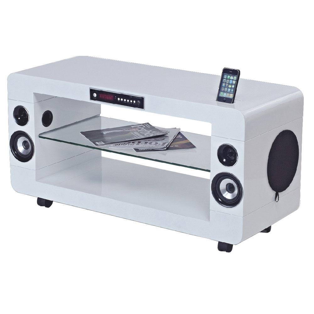 Soundvision sv 200 w ensemble home cin ma soundvision - Meuble tele enceinte ...