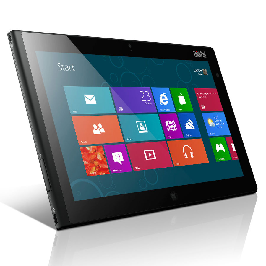 lenovo thinkpad tablet 2 n3s25fr tablette tactile lenovo sur. Black Bedroom Furniture Sets. Home Design Ideas