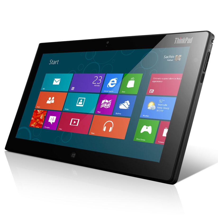 lenovo thinkpad tablet 2 n3s25fr tablette tactile lenovo sur. Black Bedroom Furniture Sets. Home Design Ideas