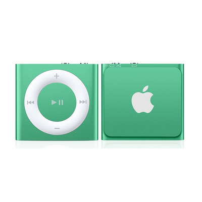 Apple ipod shuffle 2 go vert lecteur mp3 ipod apple for Housse ipod shuffle