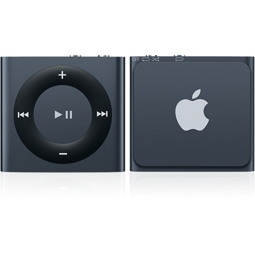 apple ipod shuffle 2 go ardoise lecteur mp3 ipod apple sur. Black Bedroom Furniture Sets. Home Design Ideas