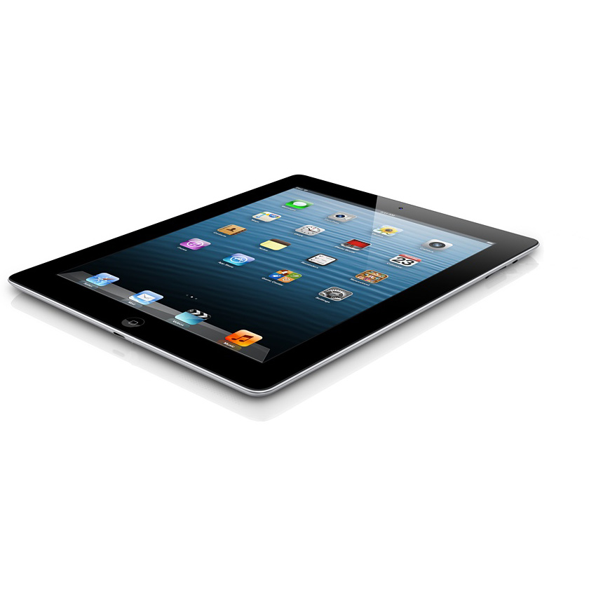 apple ipad avec cran retina wi fi 128 go noir tablette. Black Bedroom Furniture Sets. Home Design Ideas