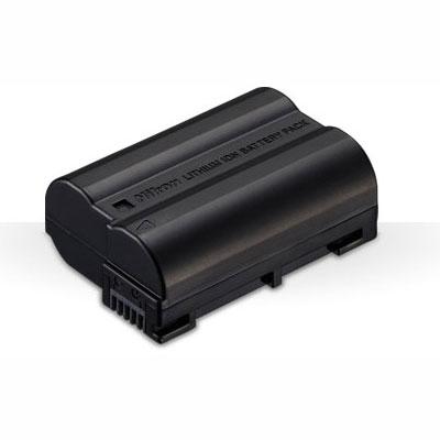Batterie appareil photo Nikon EN-EL15 Batterie Lithium-ion (pour Nikon D7000)