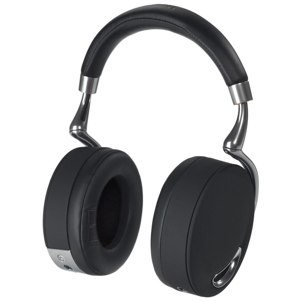 Casque Parrot Zik by Starck Casque circum-auriculaire fermé sans fil Bluetooth à réduction active de bruit