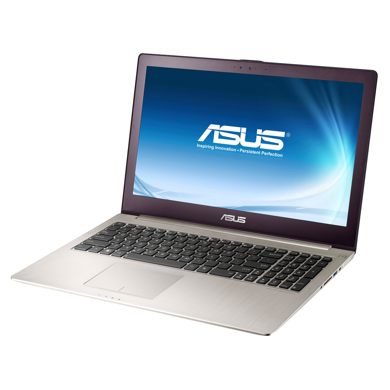 "PC portable ASUS UX51VZ-CN079P Intel Core i7-3632QM 6 Go SSD 128 Go + HDD 500 Go 15.6"" LED NVIDIA GeForce GT 650M Wi-Fi N/Bluetooth Webcam Windows 8 Pro 64 bits (garantie constructeur 2 ans)"
