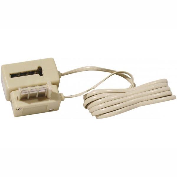 Rallonge t l phonique 10 m tres c ble rj11 rj9 rj12 - Cable telephonique rj45 ...