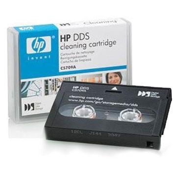 Cassette, CD HP C5709A Cartouche de nettoyage DDS