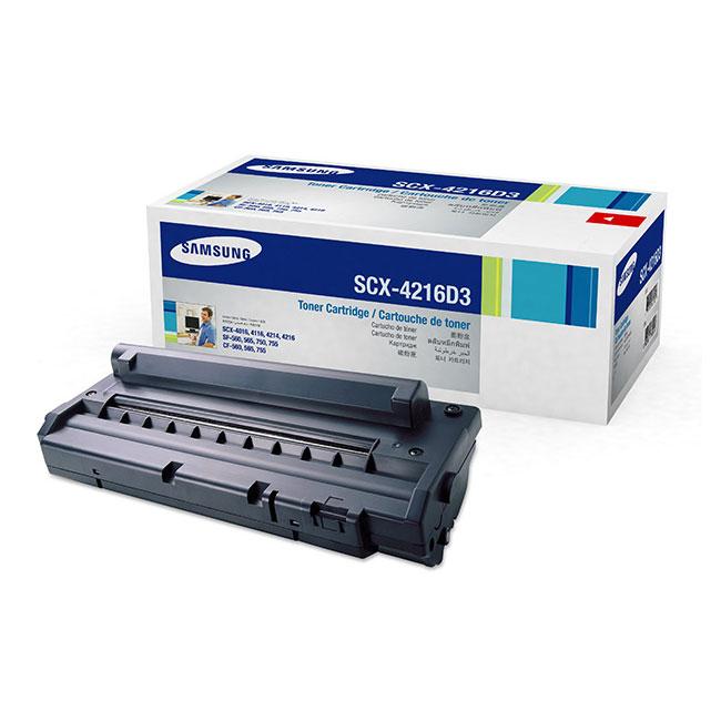 Toner imprimante Samsung SCX-4216D3 Toner Noir (3 000 pages à 5%)
