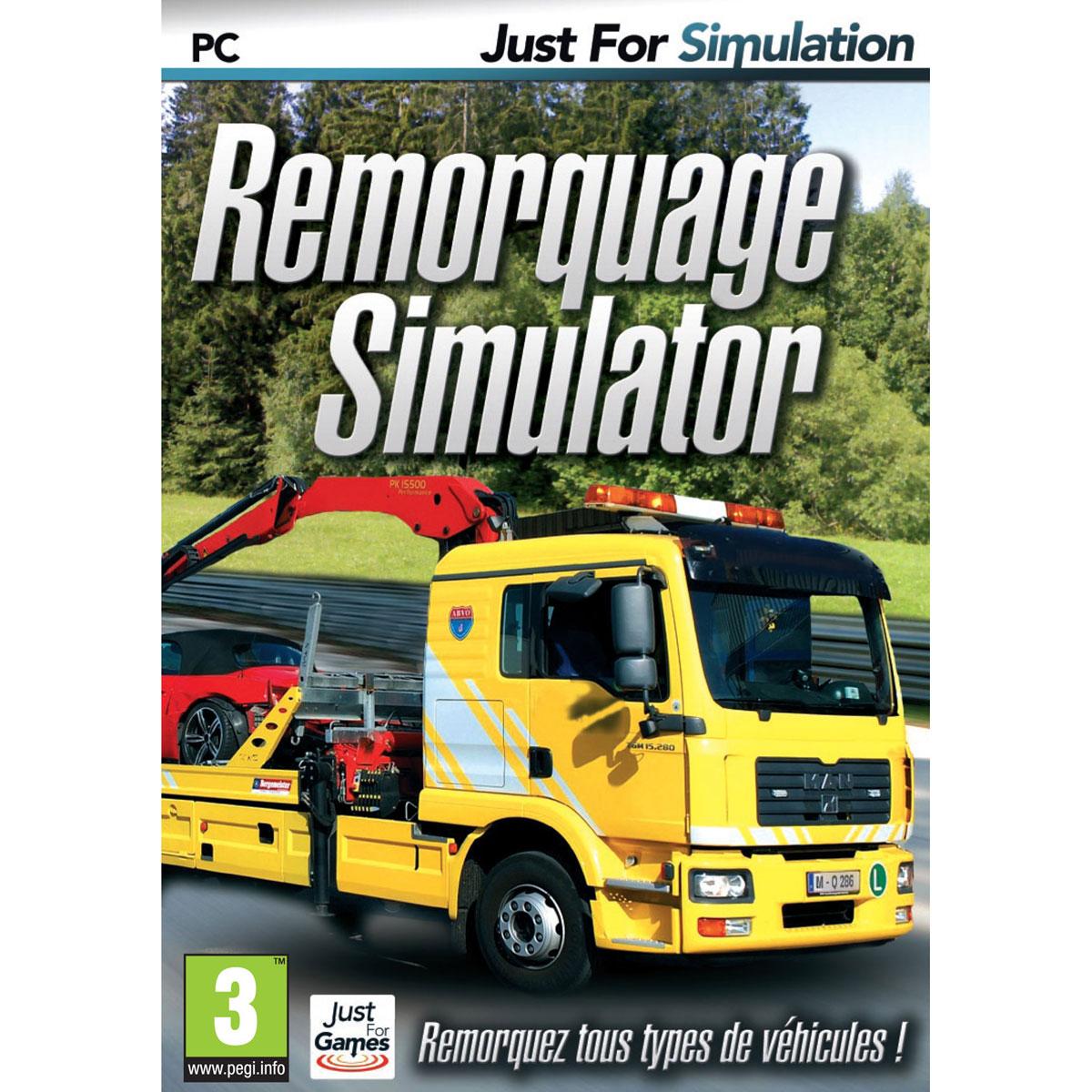 Jeux PC Remorquage Simulator (PC) Remorquage Simulator (PC)