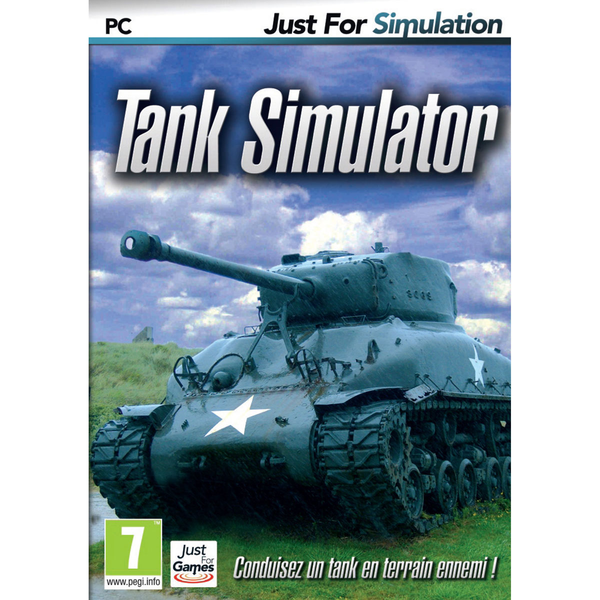 tank simulator pc jeux pc just for games sur. Black Bedroom Furniture Sets. Home Design Ideas