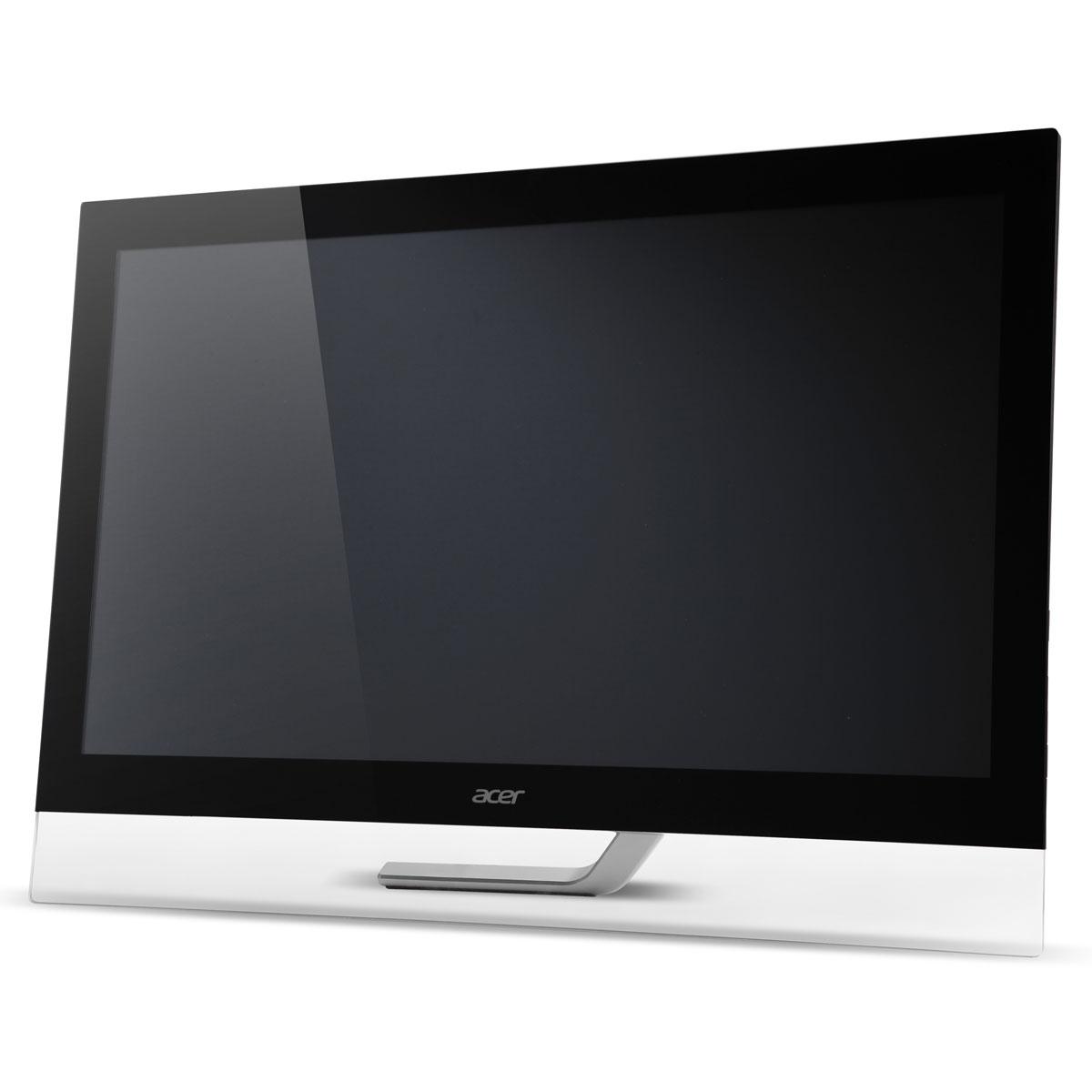 Acer 27 led tactile t272hlbmjjz touch ecran pc acer for Ecran 24 ou 27